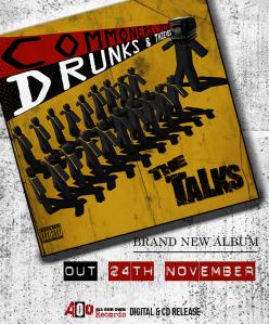 CPDT album release poster